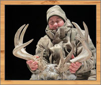 whitetail hunting